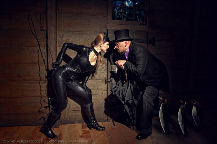 Kat vs Penquin - Ik doe mee met een fotowedstrijd.Natuurlijk heb ik stemmen nodig!Bekijk de foto via http://www.fotowedstrijd.nl/fotos/info/id/1143/en