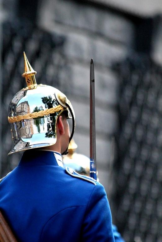 Swedish Royal guard -