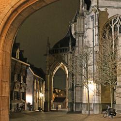 Nijmegen:St.Stevenskerkhof