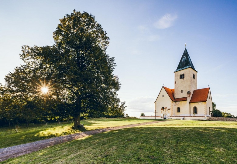 Kerkje in Tsjechië