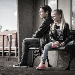 Jordy en Jasira
