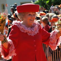 Koninginnedag 2009, vóór de ramp
