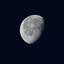 Ochtend maan
