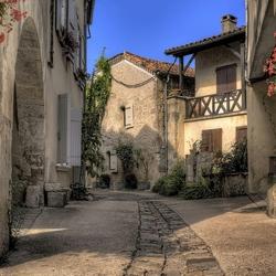 Fourcès Alley