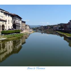 Arno te Florence
