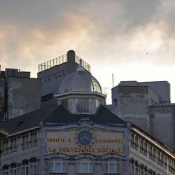 Gebouw in Brussel