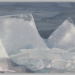 Krui-end ijs  Marker-meer