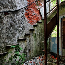 stepless stairs