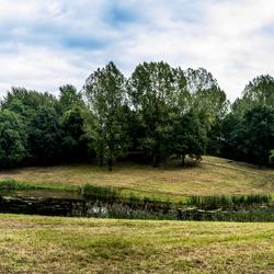 Hobbit landschap