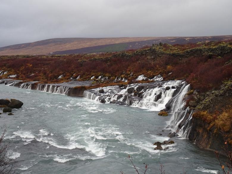 Water onder de lava vandaan - Water onder de lagen lava vandaan
