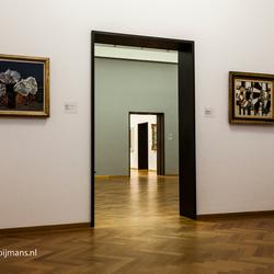 Repeterend doorkijkje Gemeente museum Den Haag