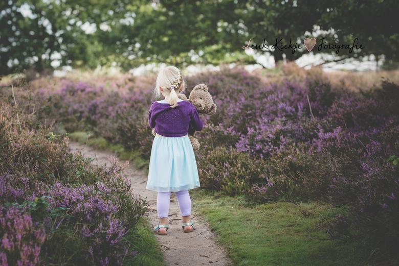Sweet and purple