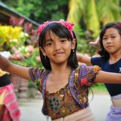 Dansles op Bali
