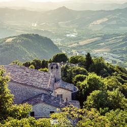 Sunset San Marino