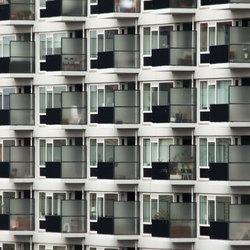 Rotterdam balkonnetjes