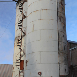 oude mengvoederfabriek