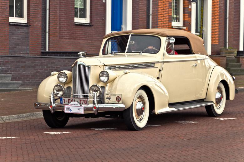 """Packard 110 Convertible 1940 (8344) - 1940 Packard 110 Series 1800 Model 1389 Convertible Coupé<br /> <br /> <a href=""""https://www.flickr.com/photos/"""