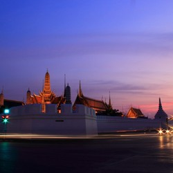 Royal Tempel,Thailand
