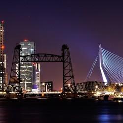 avond Rotterdam