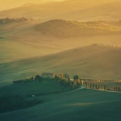 Zin om te reizen. En Toscane was afgelopen jaar echt geweldig.