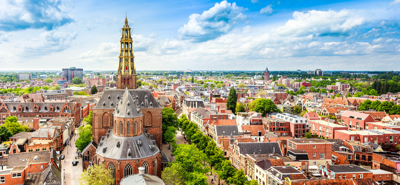 Skyline Groningen