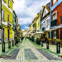 Rua Vasco da Gama
