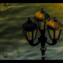 Lamp above sea level