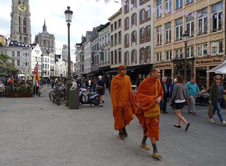 Multicultureel - Antwerpen: een smeltkroes van culturen