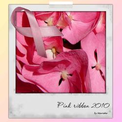 Bewerking: Bewerkingsopdracht/ Pink Ribbon
