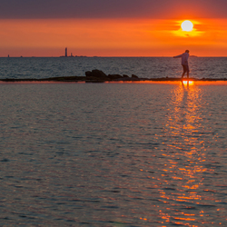 Zon-in-de-zee