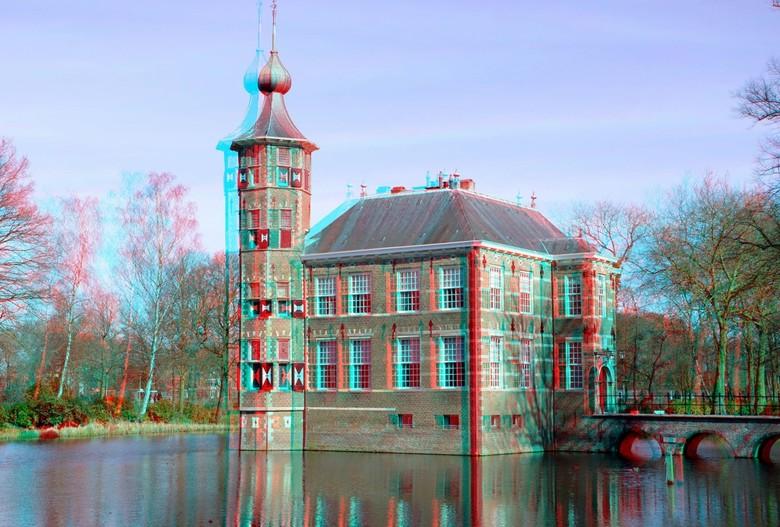 kasteel Bouvigne Breda 3D - Kasteel Bouvigne Breda 3D