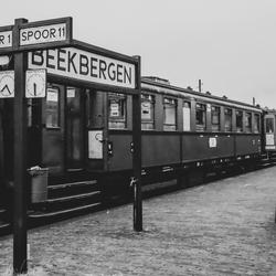 Het oude stationnetje