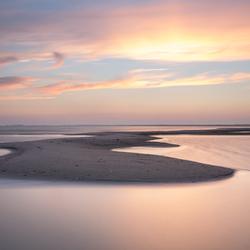 Zandbanken bij Lemmer