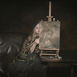 Painting Myself