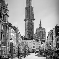 Antwerp lockdown 30 maart 2020
