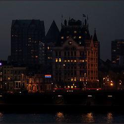 Rotterdam witte huis