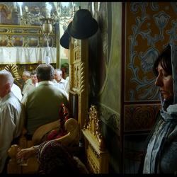 ROMANIA kerkdienst