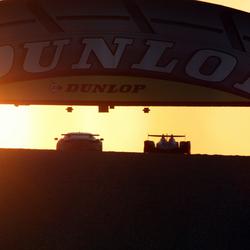 Zonsopkomst @ Le Mans
