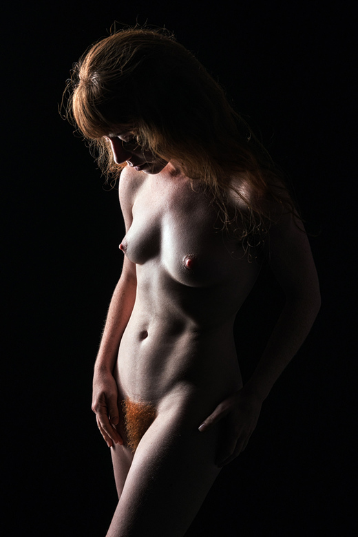 redhead in twilight - Liv Sage