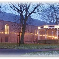 De Nicolaikerk in Appingedam