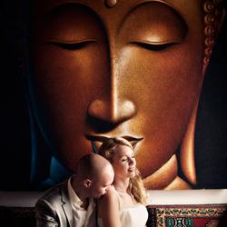 Sacred kiss