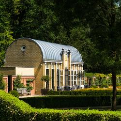 Oranjerie kasteel Terworm