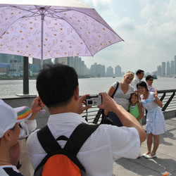 Ontmoeting in China