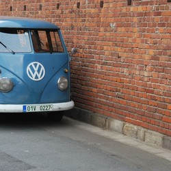 VW Spijlbus