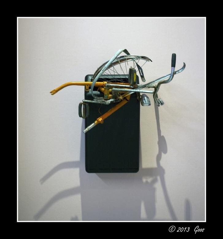 Groninger museum 40 - Ook kunst....