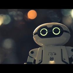The little bot that Santa Claus forgot...