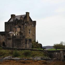 Eileen Donan Castle, Kyle of Lochalsh, Scotland