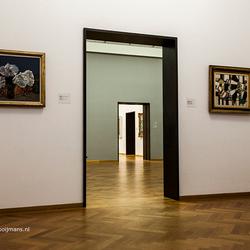 Doorkijkje Gemeente museum Den Haag