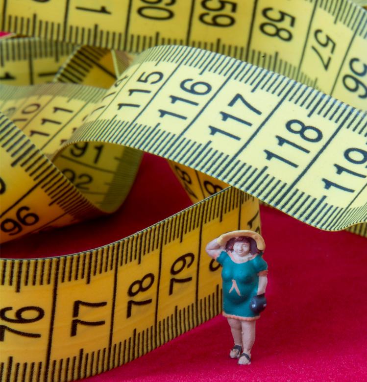 Weight Watchers - Kleine mensen in een grote wereld.