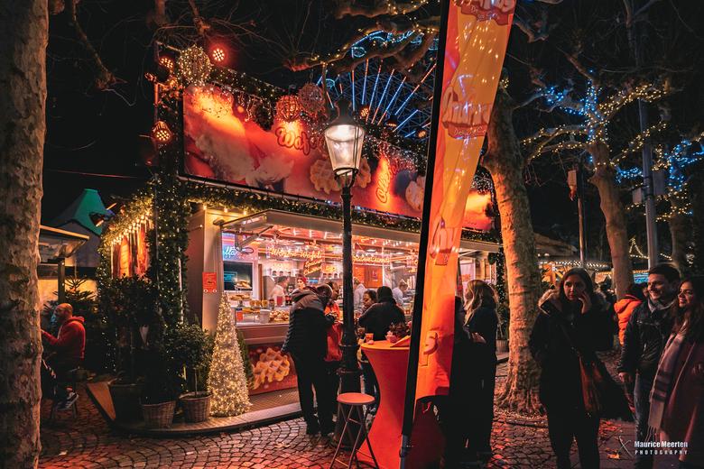 Kerstmarkt in Maastricht - Kerstmarkt in Maastricht